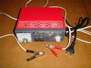 Такт 100 зарядное устройство инструкция по применению