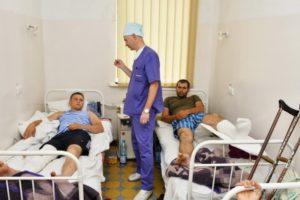 Кто имеет право лечиться в военном госпитале бесплатно