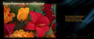 Благодарственные слова по поводу помощи в похоронах