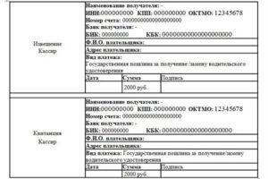 Гибдд новосибирск пошлина на замену прав