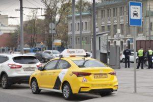 Пожаловаться на яндекс такси спб