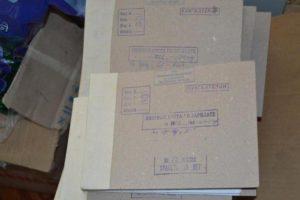 Как прошить приказы в архив