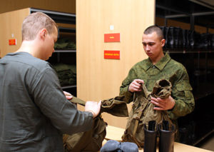 Категория а военкомат в какие войска берут