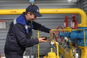 Компенсация за проведение газа
