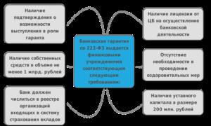 Срок действия банковской гарантии по 223 фз после окончания работ