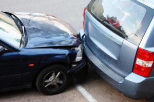 Если врезался в машину что делать
