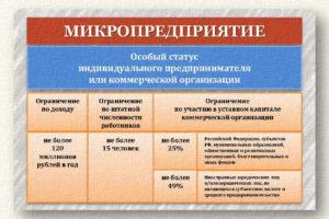 Микропредприятие критерии отнесения 2019 что сдавать в электронном виде в налоговую