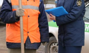 Замена штрафа на обязательные работы