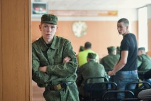 Берут ли в армию по контракту с условным сроком