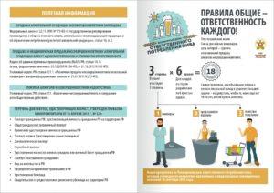 Должнастная инструкция продавца при продаже алкоголя и сигарет