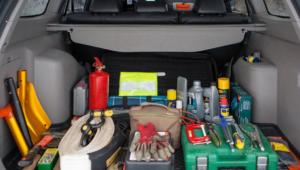 Что должно находиться в машине обязательно