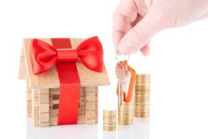 Безвозмездное дарение имущества