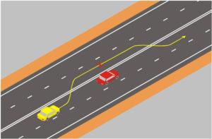 Сплошная на перекрестке можно ли пересекать