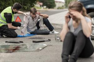 Легкий вред здоровью при дтп ответственность водителя