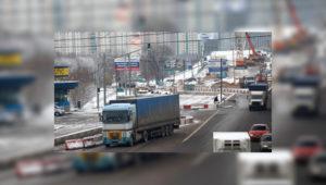 Ограничении движения грузовиков по мкад в москве 2019г