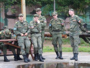 Сколько служат в армии до пенсии