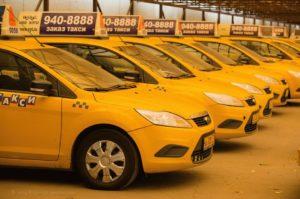 Как получить желтый номер для такси